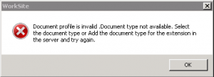 documentprofiletype